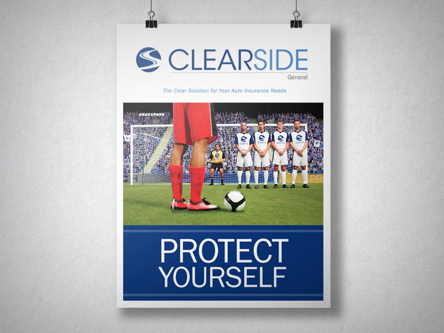 24″ x 36″ Poster – ClearSide General
