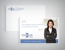 Referral Postcard – Inszone Insurance