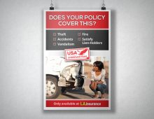 Poster – USA Underwriters